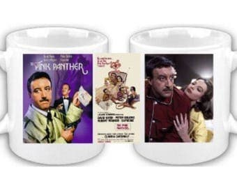 The Pink Panther - Peter Sellers - Coffee Mug