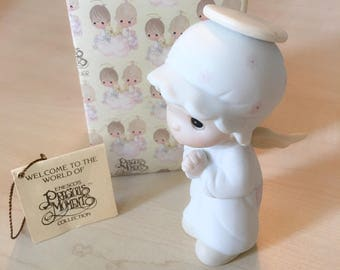 Vintage Precious Moments The First Noel  Figurine E-2366