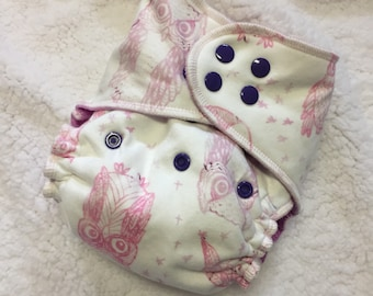 Cloth Diaper Hybrid Fitted AI2