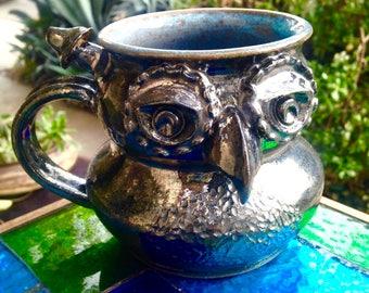 Owl Wake n Bake Mug, 14 Ounce