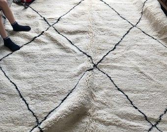 Beni Ourain Rug! Beautiful moroccon rug