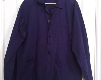 Polish Workwear Jacket Dark Blue
