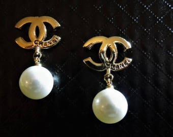 Classy and Fabulous Too Pearl Earrings