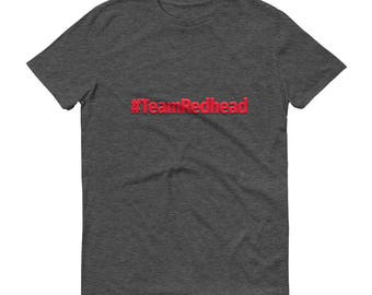 TeamRedhead Short sleeve t-shirt