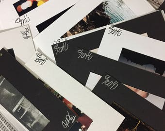 Signed Prints w/ Borders