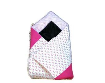 3 in 1: Bunting, cover and carpet(mat,carpets,mats) of awakening 85 cm X 85 cm