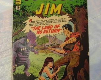 Jungle Jim #23 (Apr 1969, Charlton) fine condition