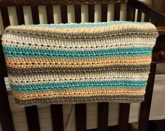Ella's Stripes Blanket