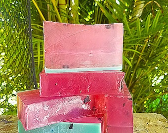 WoW Watermelon Artisan Soap
