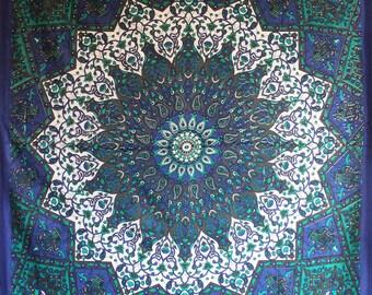 Tapestry Bohemian Wall Decor Boho Decor Mandala Wall Art, Wall Decor Bedroom Mandala Tapestry Boho Wall Art Tapestry Wall Hanging Dorm Decor