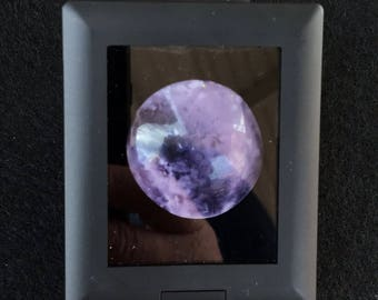 Deep Purple Tiffany Stone Cabochon