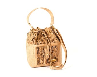 Cork/Cork bag bag