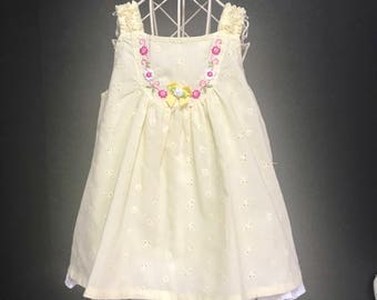 Vintage Little Bitty Baby Dress with Bloomers