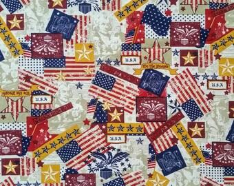 American Pride - Dog Bandana - US Flag - American Flag - Fourth of July - July 4th - Dog Gift - Pet Gift - Patriotic