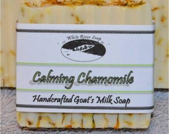 Goats Milk: Calming Chamomile