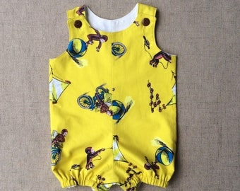 Curious George Bubble, Curious George Jon Jon, Curious George Boys Outfit