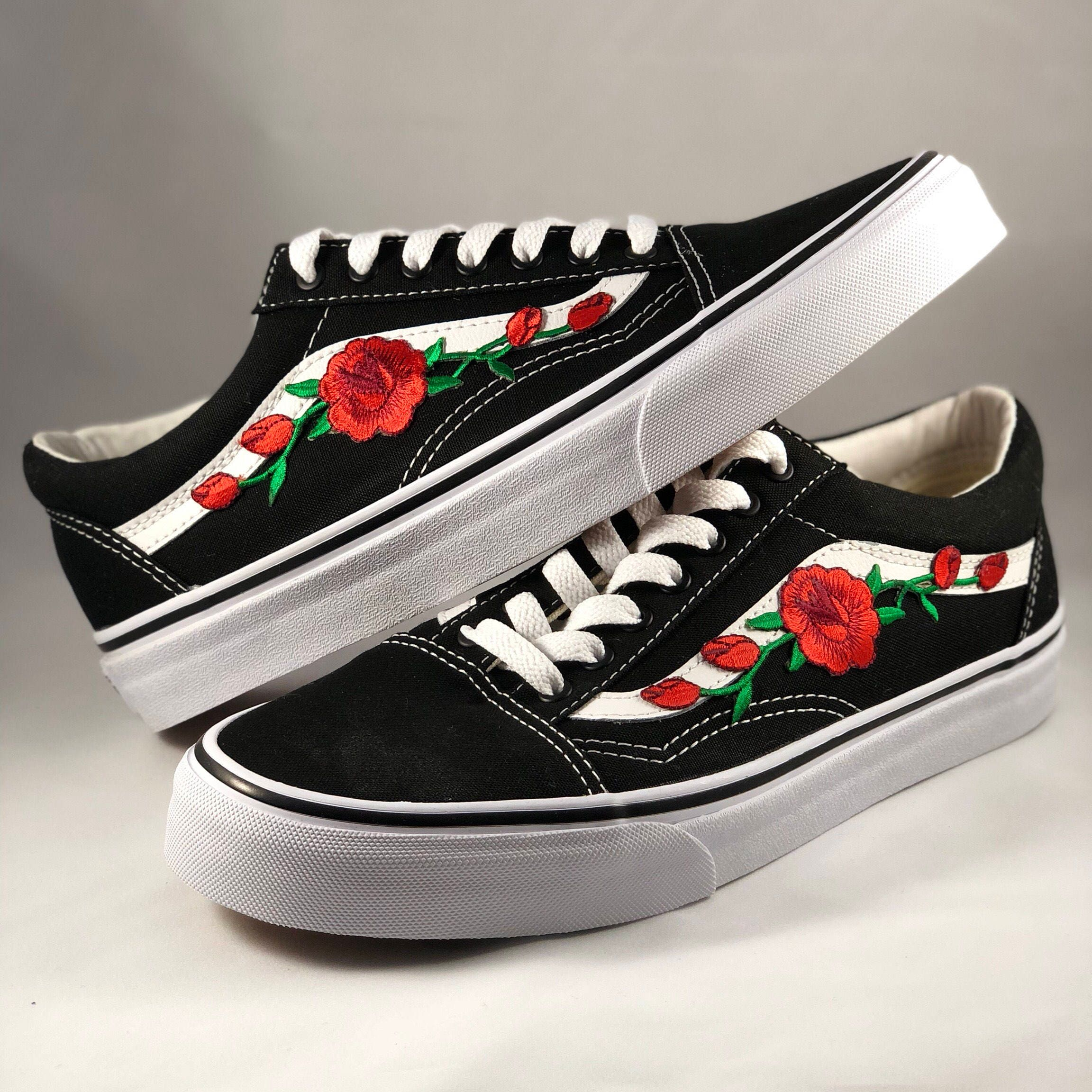 rose vans old skool rose vans women womens sneakers rose. Black Bedroom Furniture Sets. Home Design Ideas