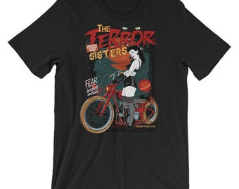 The Terror Sisters Short-Sleeve Unisex T-Shirt