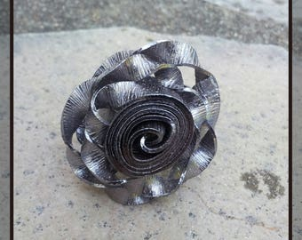 Aluminium flower 2 ring