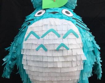 Totoro Piñata My Neighbor Totoro inspired Piñata