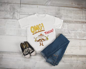 taco toddler shirt, taco shirt, taco kid shirt, love tacos, taco onesie, mexican onesie, food onesie