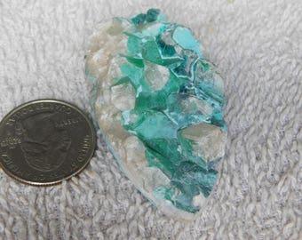 Amazing ! Azurite Malachite Druzy loose gemstone Amazing cabochon gemstone Excellent gemstone handmade 100% Natural 189.05cts (58x29)mm
