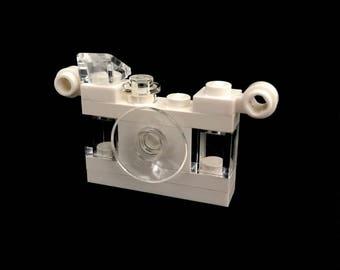 Brick SLR Camera Necklace