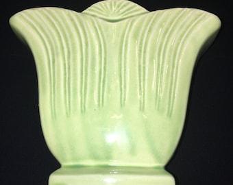 Vintage Roseville Art Deco Vase/Planer