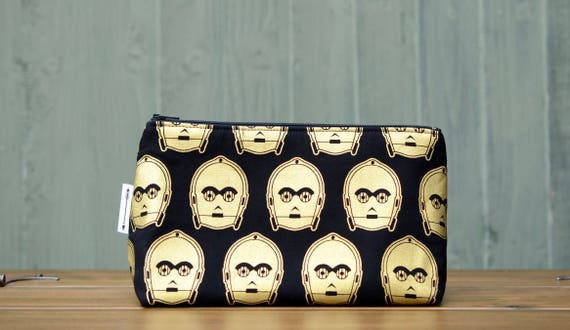 Star Wars C3PO washbag
