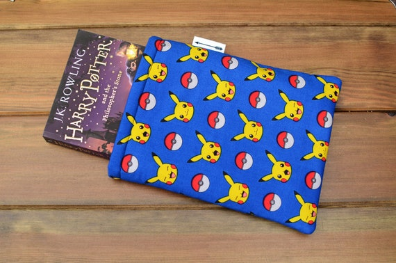 Pokemon Pikachu Book Sleeve