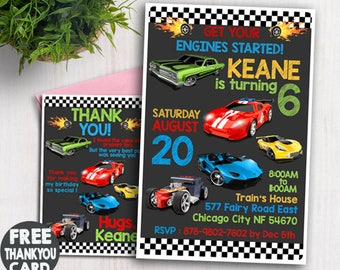 Hot Wheels Birthday Invitations, Hot Wheels Birthday, Hot Wheels Party, Hot Wheels Invitation, Hot Wheels Birthday Party, Hot Wheels Party