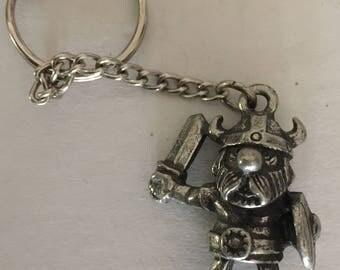 Viking Advertising Keychain
