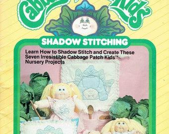 Plaid 7859 - Cabbage Patch Kids Shadow Stitching