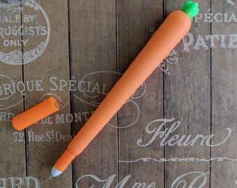 Kawaii Carrot Pen
