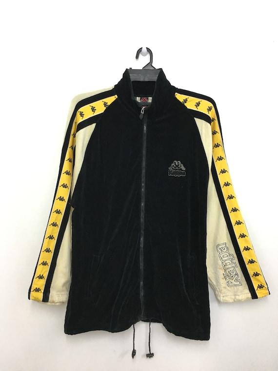 VINTAGE DUNLOP Sports Big Grey Zipper Jacket - Size L/XL T8hWnr8