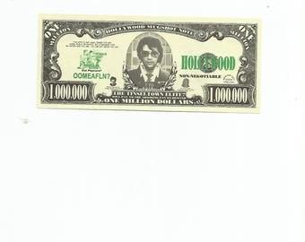 Elvis Mug Shot Fake Money