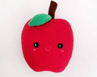 Red Apple Plush