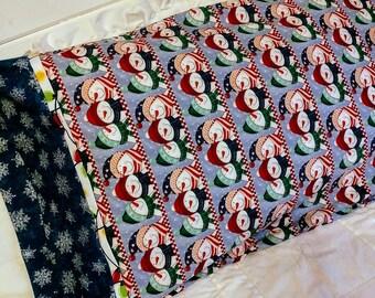 Christmas - Pillowcase - Snowmen Trio
