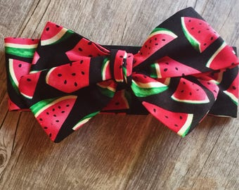 Watermelon Headwrap