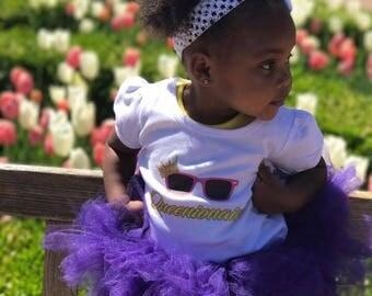 Purple Tutu, Birthday Tutu, Princess Tutu, Girls Tutu, Girl Tutu, Tutu Skirt, Girl Tutu Skirt