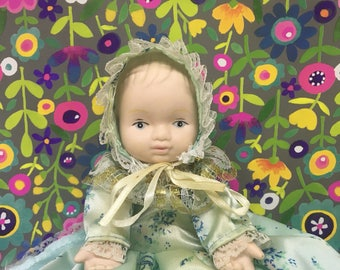 Antique Doll, French Porcelain Doll, Baby Doll,