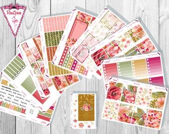 Autumn Flowers Weekly Kit - EC/Rec