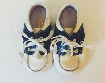 1950s Lullaby Baby Shoes