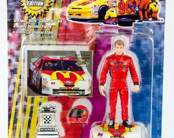 Nascar Superstars of Racing Special Edition Bill Elliott Action Figure