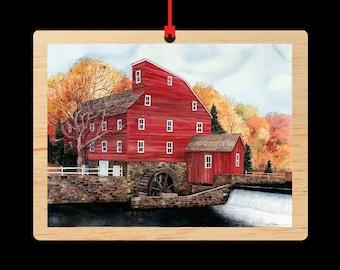 Clinton Mill || Christmas Ornament