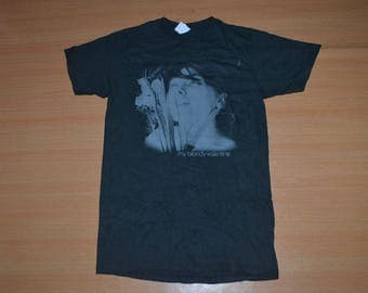 MY BLOODY VALENTINE Shoegaze indie pop T-shirt