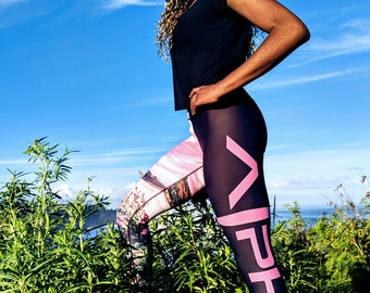 Wai'Hee Women's Leggings Yoga and Fitness Pants