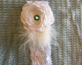 Toddler/Child Lace Headband