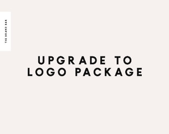 upgrade to logo package
