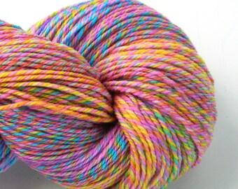 Majestic - Sock Fingering - SW Merino Nylon Hand Dyed Yarn